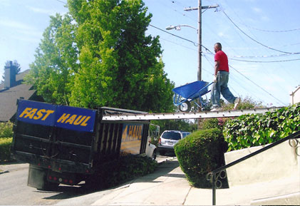 Trash Hauling Amp Junk Removal All Seasons Gardening Services