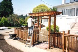 AllSeasons fence installation