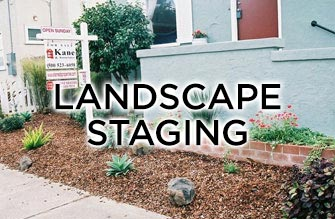 landscape staging for real estate